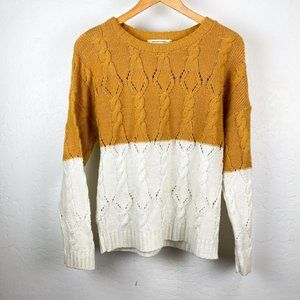 Anthropologie Sweaters Fisherman Coincidence and C